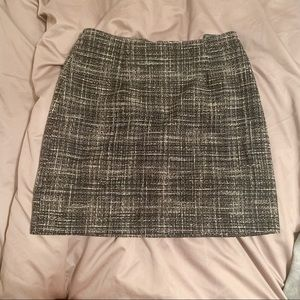 NWT Tweed H&M skirt
